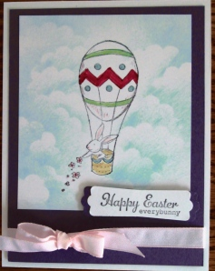 Easter card - Everybunny