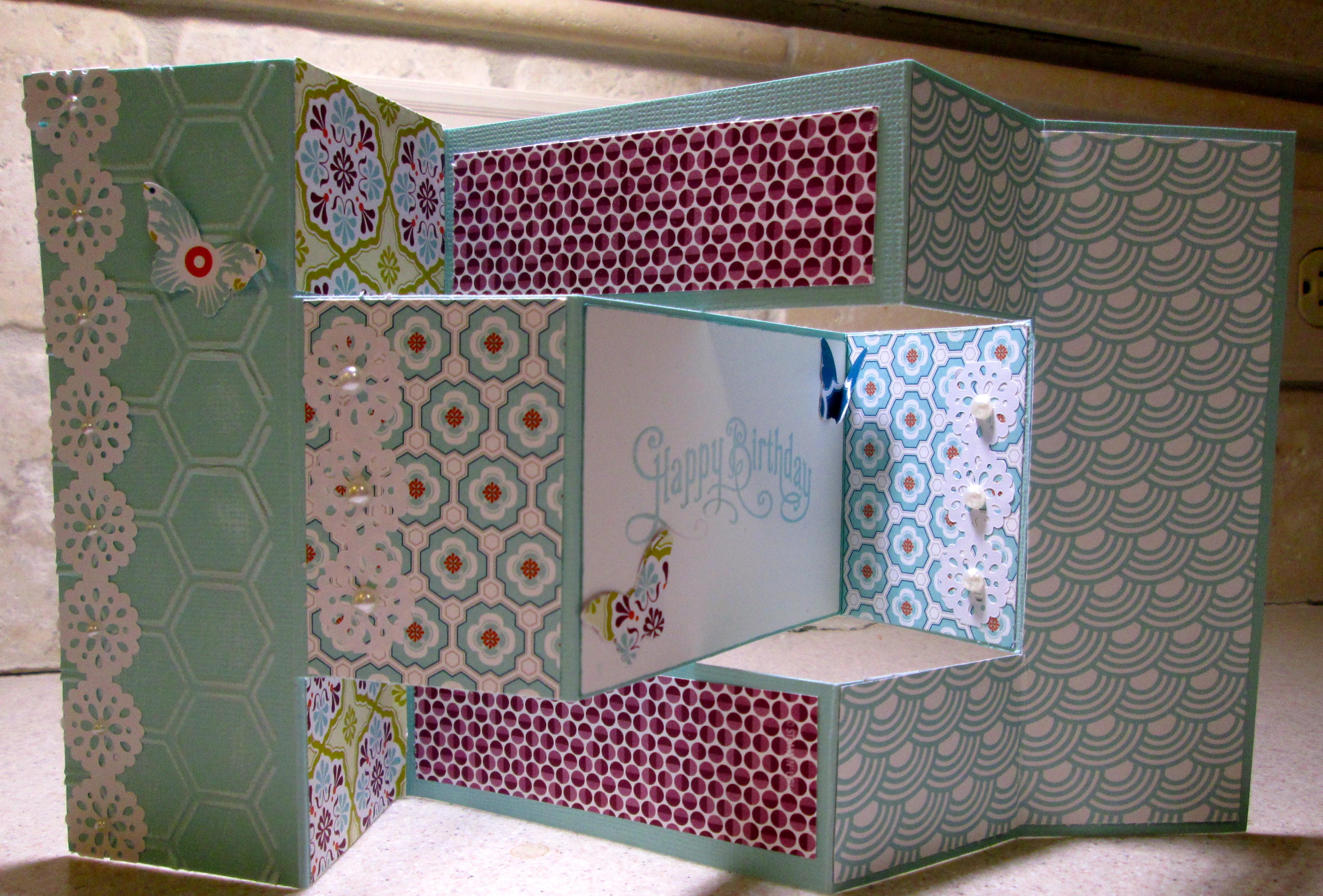 Tri-fold Fun! | Dianne\'s Cards